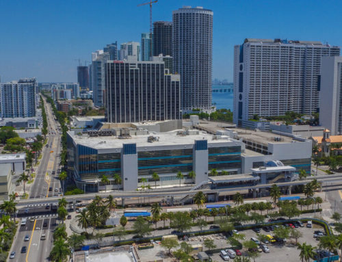 The Global Institutes On Addictions (GIA) Signed a 43,895 sf Lease At The Omni Center at 1501 Biscayne Blvd.